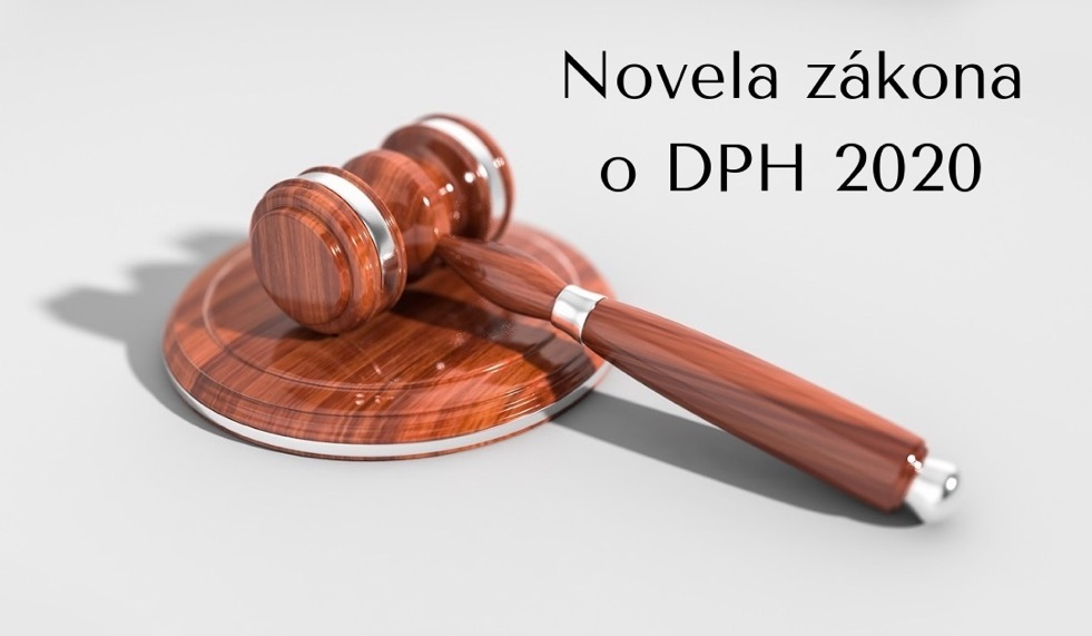 novela zákona o DPH