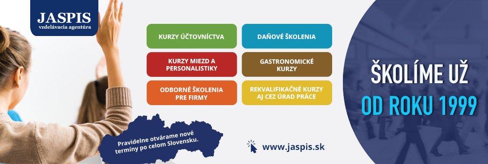Priestory agentúry JASPIS